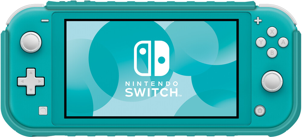 - Hybrid System Armor - Turquoise - for Nintendo Switch Lite