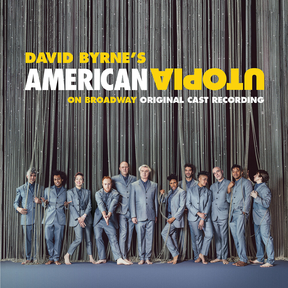 David Byrne - American Utopia on Broadway (Original Cast Recording) [LP]