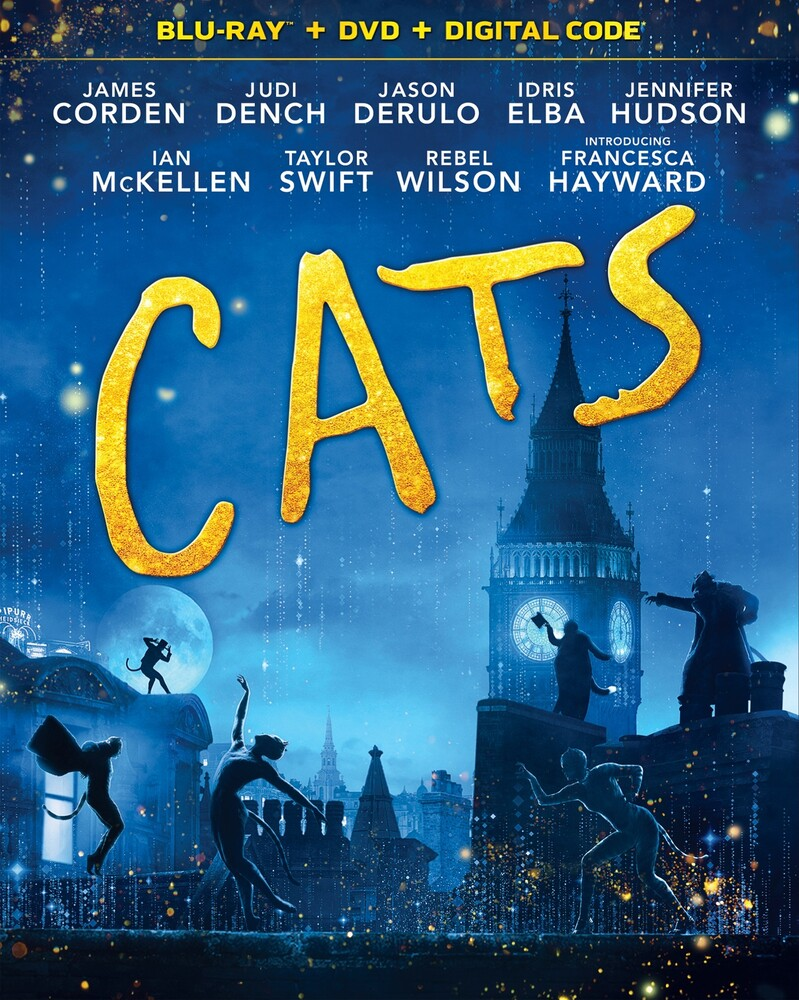 Cats [Movie] - Cats (2019)
