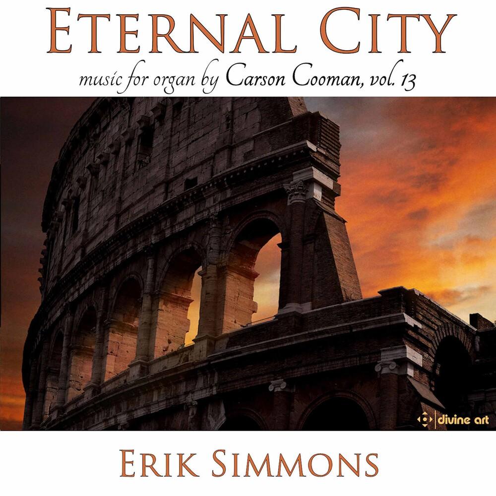 Erik Simmons - Eternal City