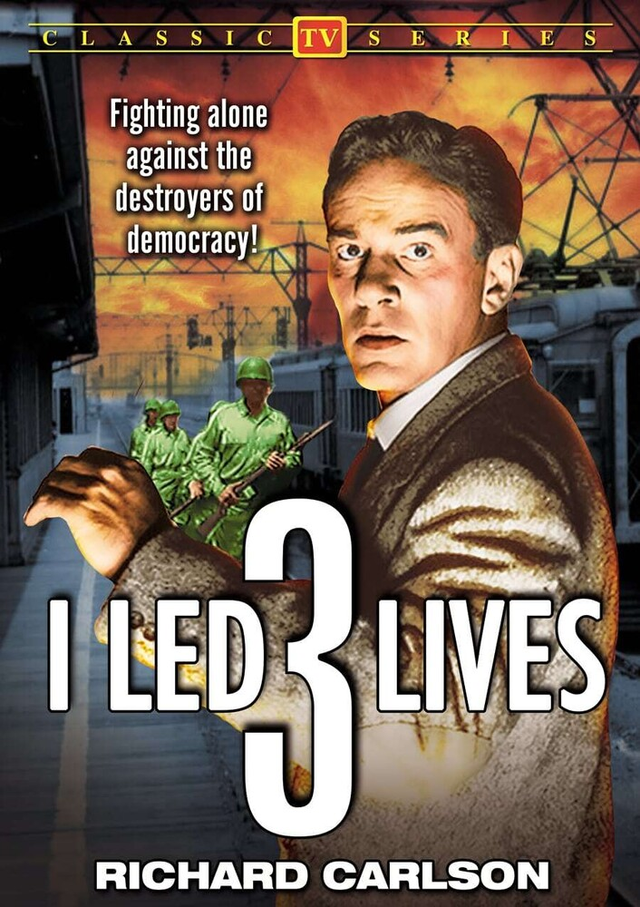 I Led 3 Lives Volume 3 - I Led 3 Lives Volume 3 / (Dvr)
