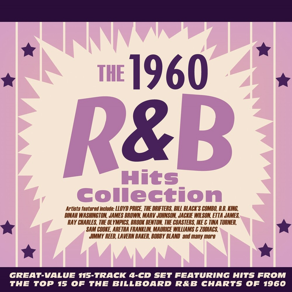 1960 R&B Hits Collection / Various - 1960 R&B Hits Collection / Various