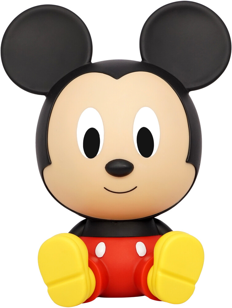 Mickey Mouse Sitting Pvc Bank - Mickey Mouse Sitting PVC Bank
