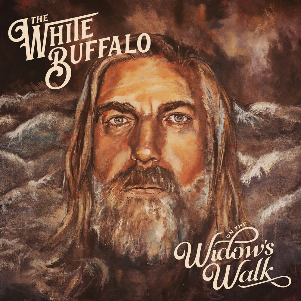 The White Buffalo - On The Widow's Walk [LP]
