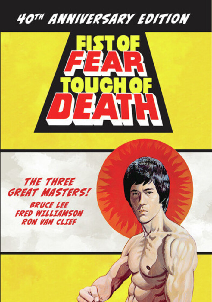 - Fist Of Fear Touch Of Death / (Mod)