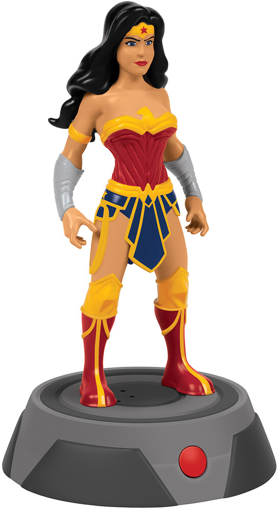 Rc Figures - Super FX 2.5 Inch: DC Wonder Woman Statue with Real Audio (DC, Wonder Woman)