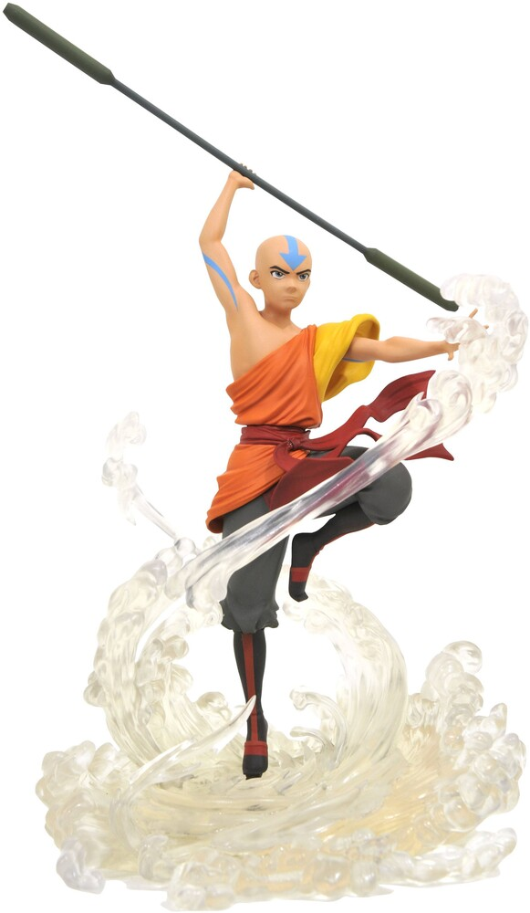Diamond Select - Diamond Select - Avatar Gallery Aang PVC Statue