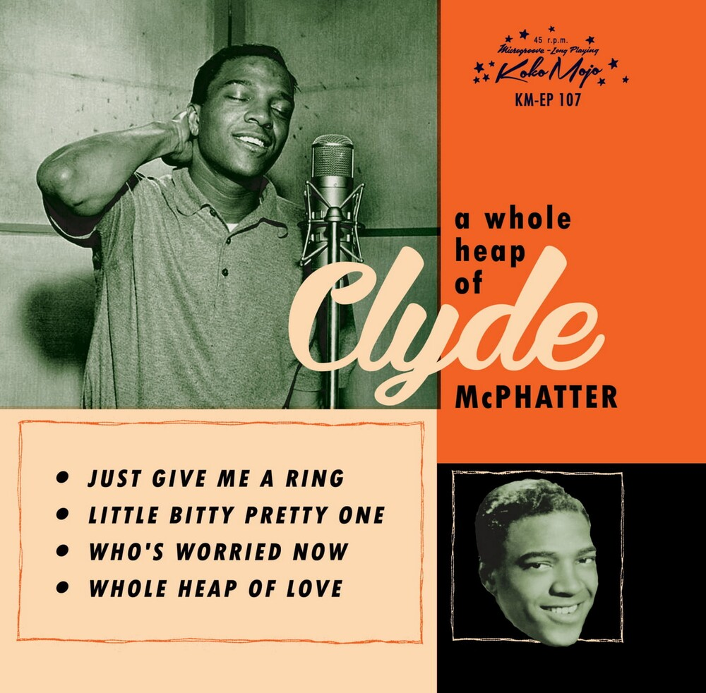 Clyde McPhatter - Whole Heap