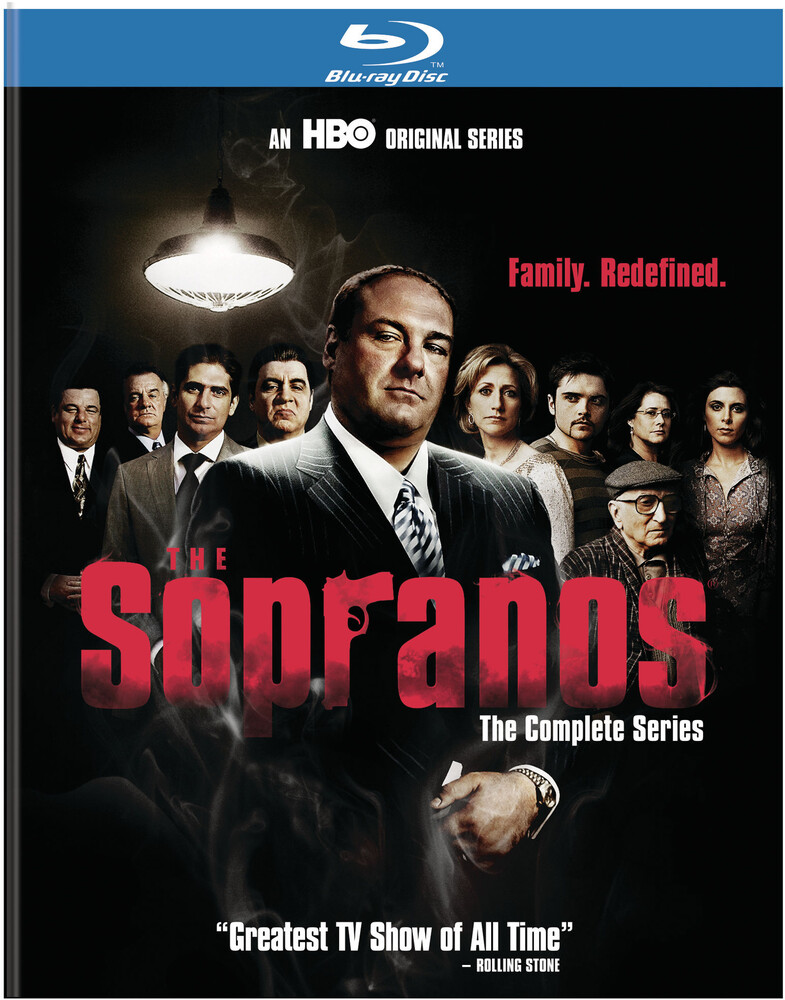 Jerry Adler - Sopranos: Complete Series (28pc) / (Box Rpkg Slip)