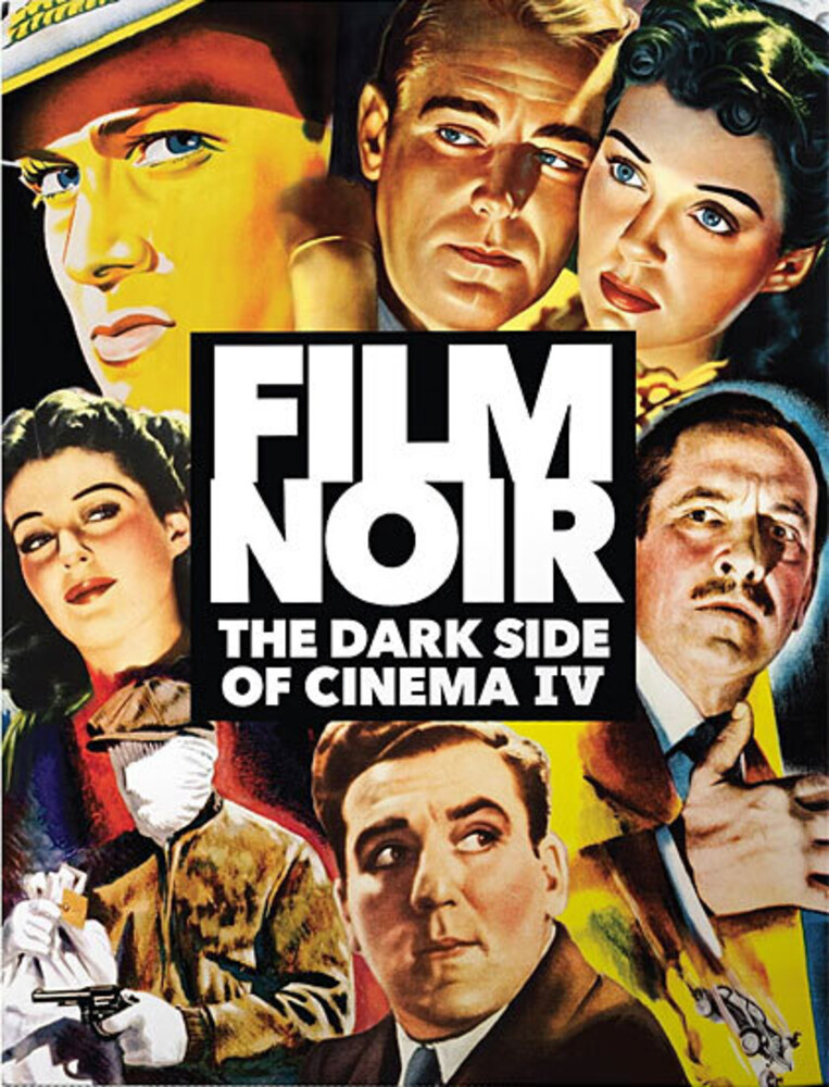 - Film Noir: Dark Side Of Cinema Iv (3pc)