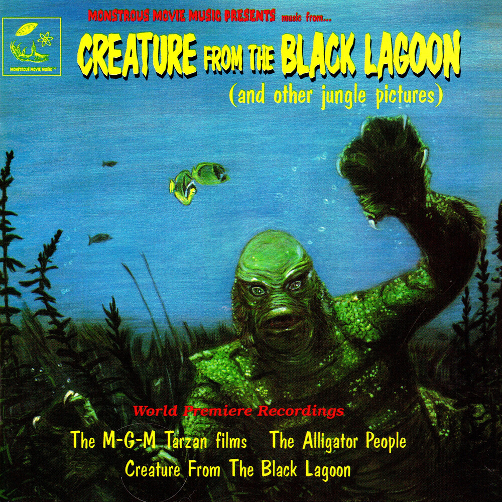 Creature From The Black Lagoon / OST - Creature From The Black Lagoon / O.S.T.