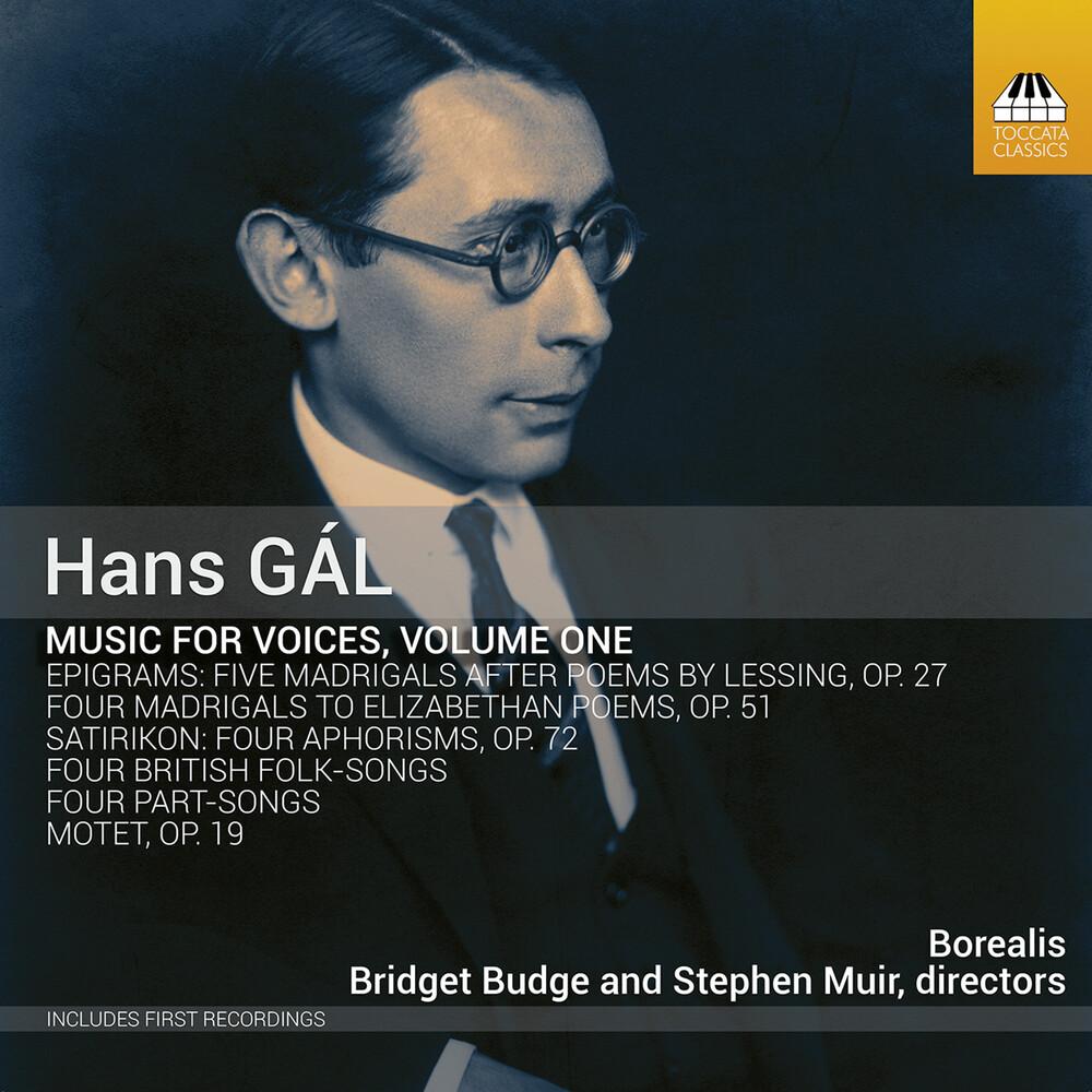 Borealis - Music For Voices 1