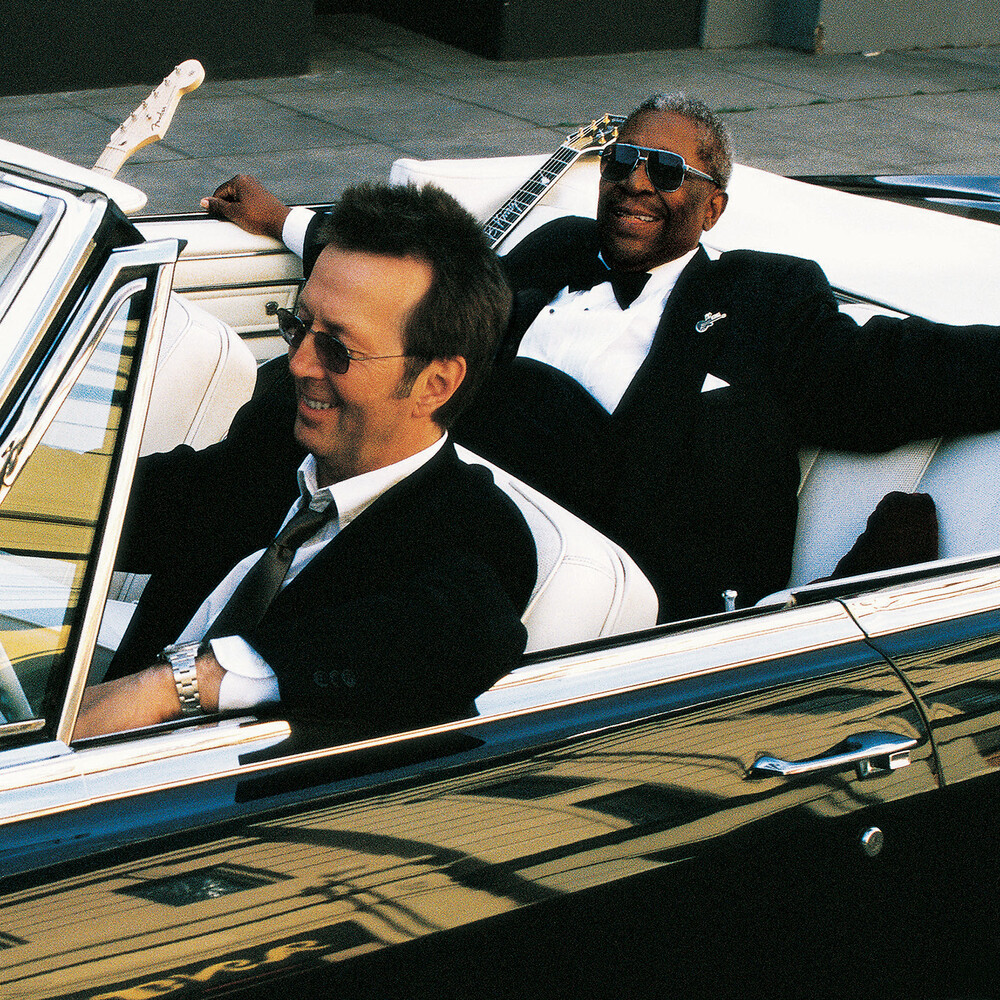 Eric Clapton & B.B. King - Riding With The King: 20th Anniversary Edition [Indie Exclusive Limited Edition Blue 2LP]
