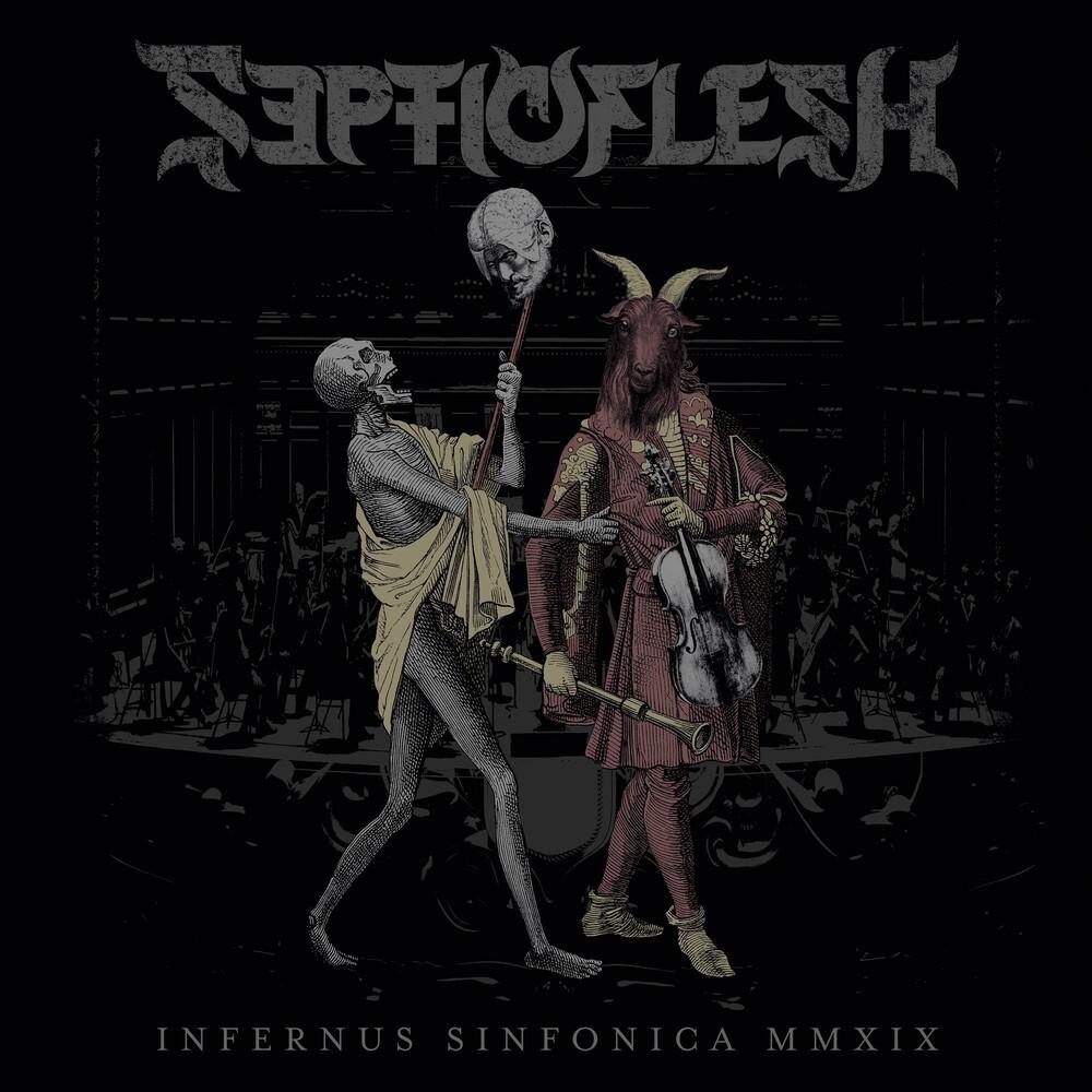 Septicflesh - Infernus Sinfonica MMXIX [Limited Edition CD/DVD]