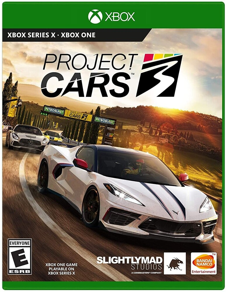 - Xb1 Project Cars 3