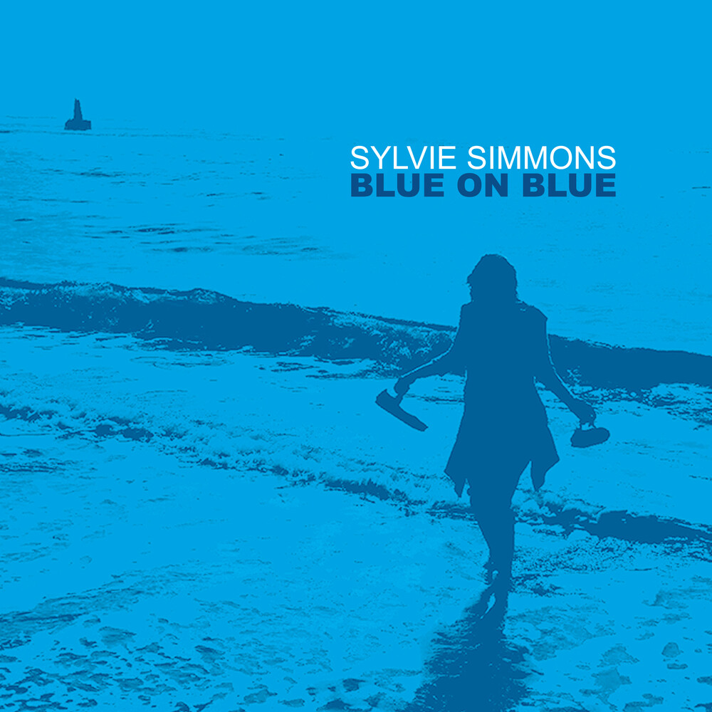 Sylvie Simmons - Blue On Blue (Ofv)