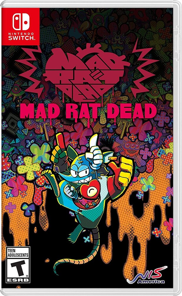 - Mad Rat Dead for Nintendo Switch