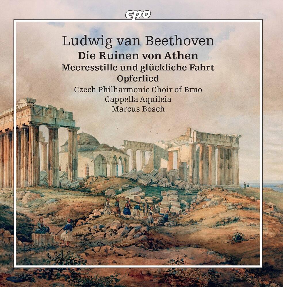 Beethoven / Cappella Aquileia / Bosch - Music For Theatre 1