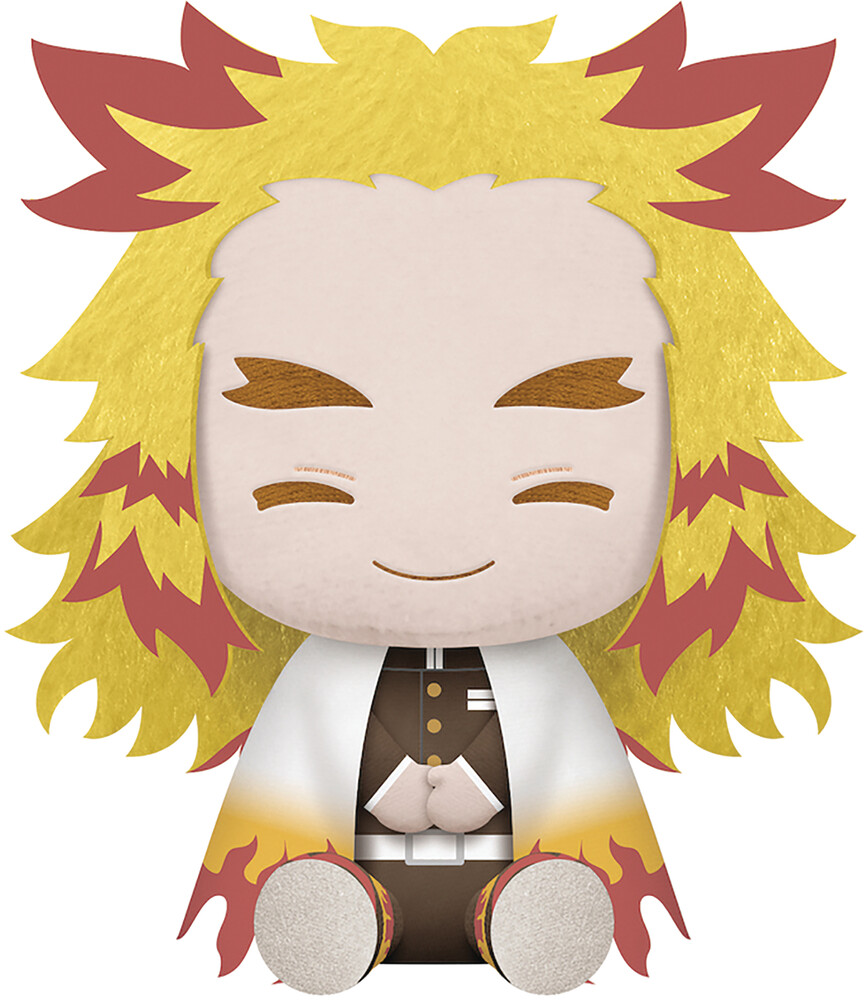 Banpresto - BanPresto - Demon Slayer Kyojuro Rengoku Big Plush