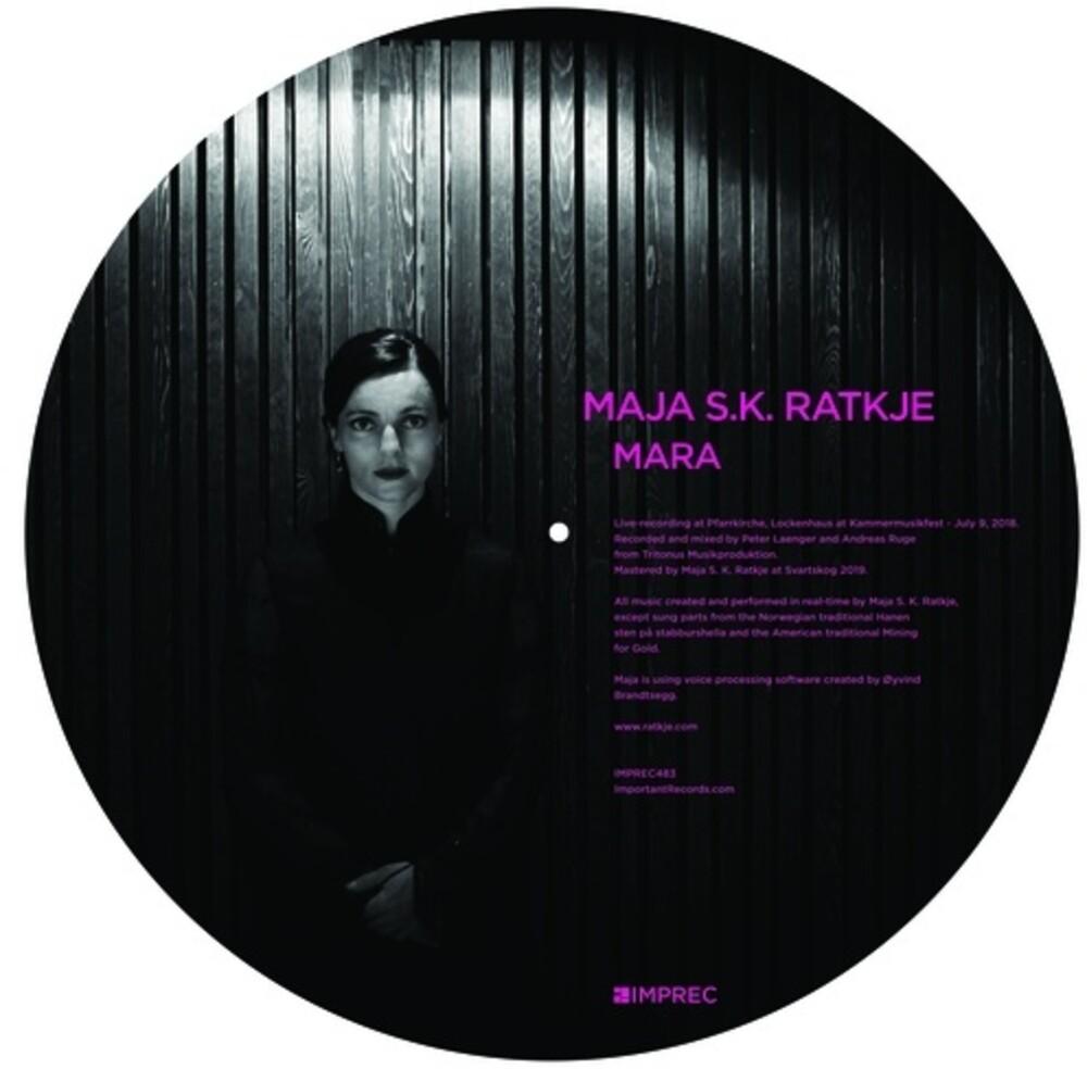 Maja Ratkje SK - Mara (Pict)