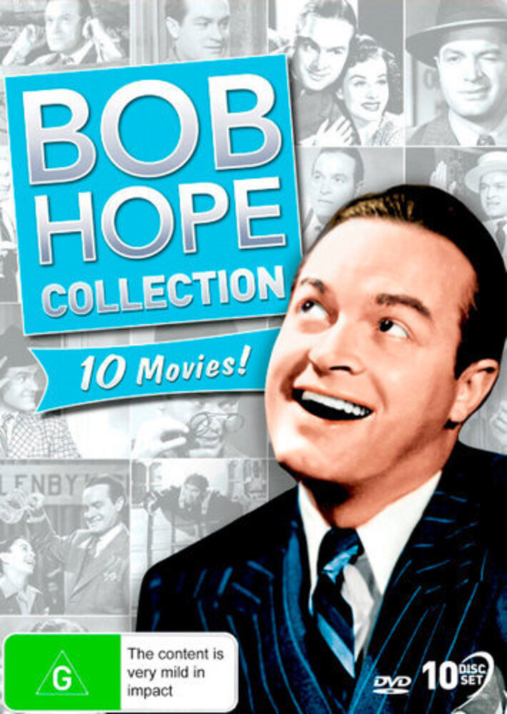 - Bob Hope Collection 1938-1946 (10pc) / (Aus Ntr0)