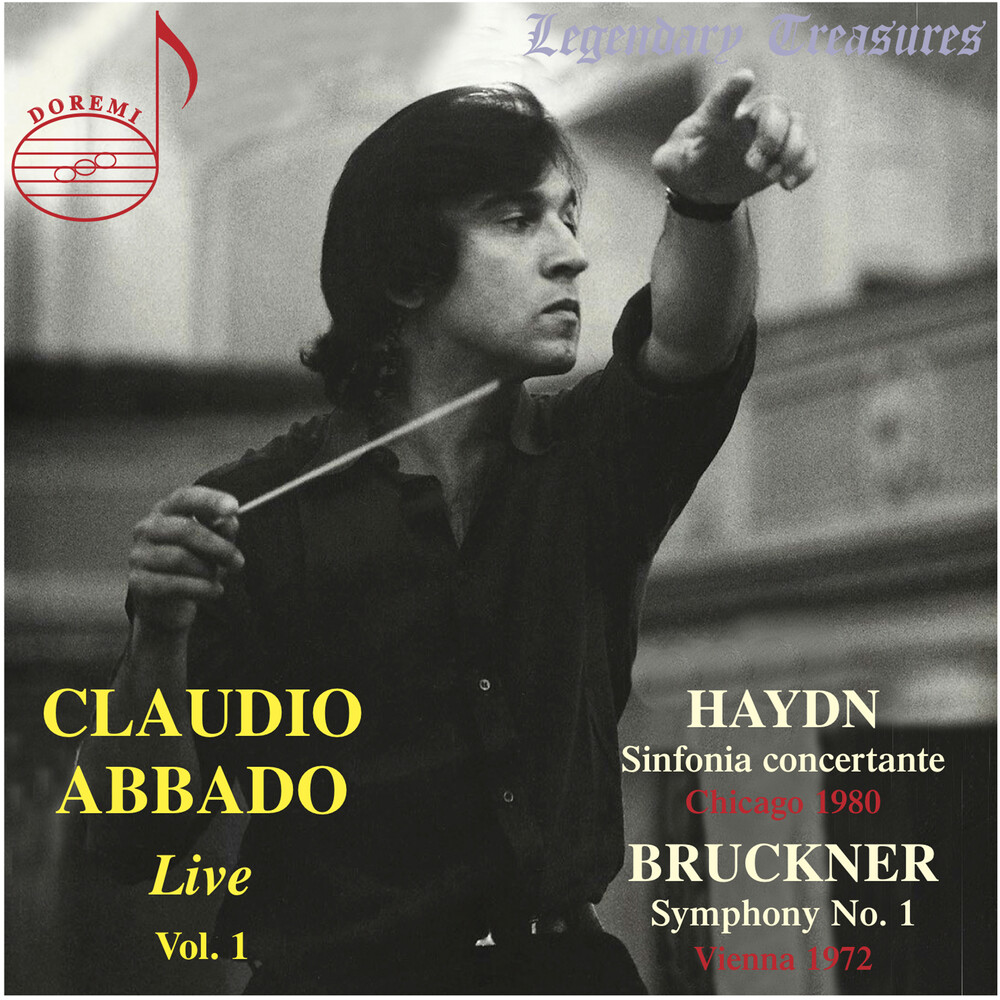 Claudio Abbado - Claudio Abbado Live