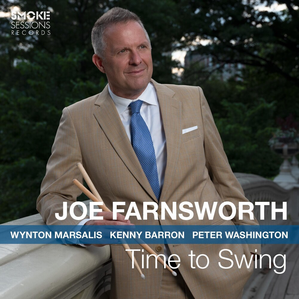Joe Farnsworth - Time To Swing