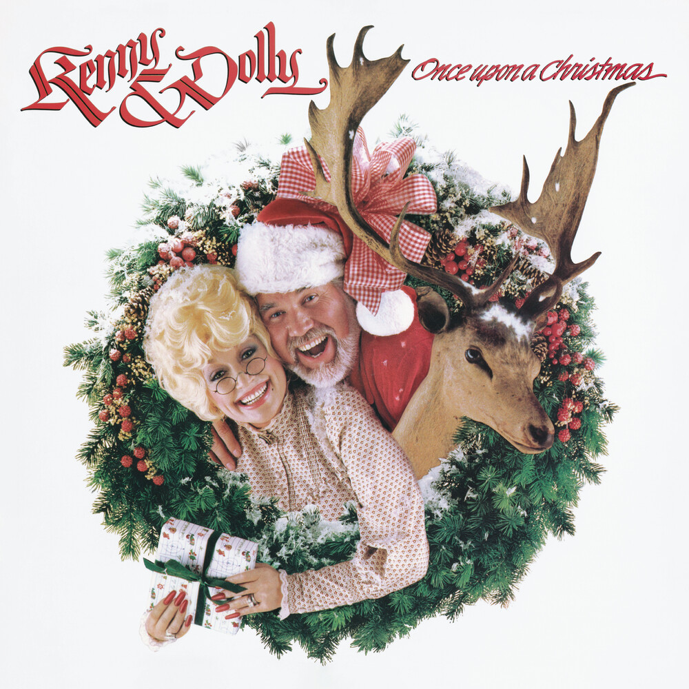 Kenny Rogers & Dolly Parton - Once Upon A Christmas [LP]