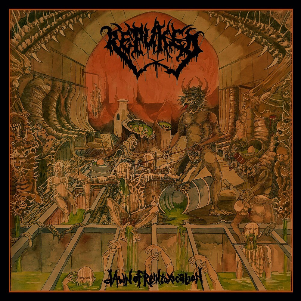 Repuked - Dawn Of Reintoxication