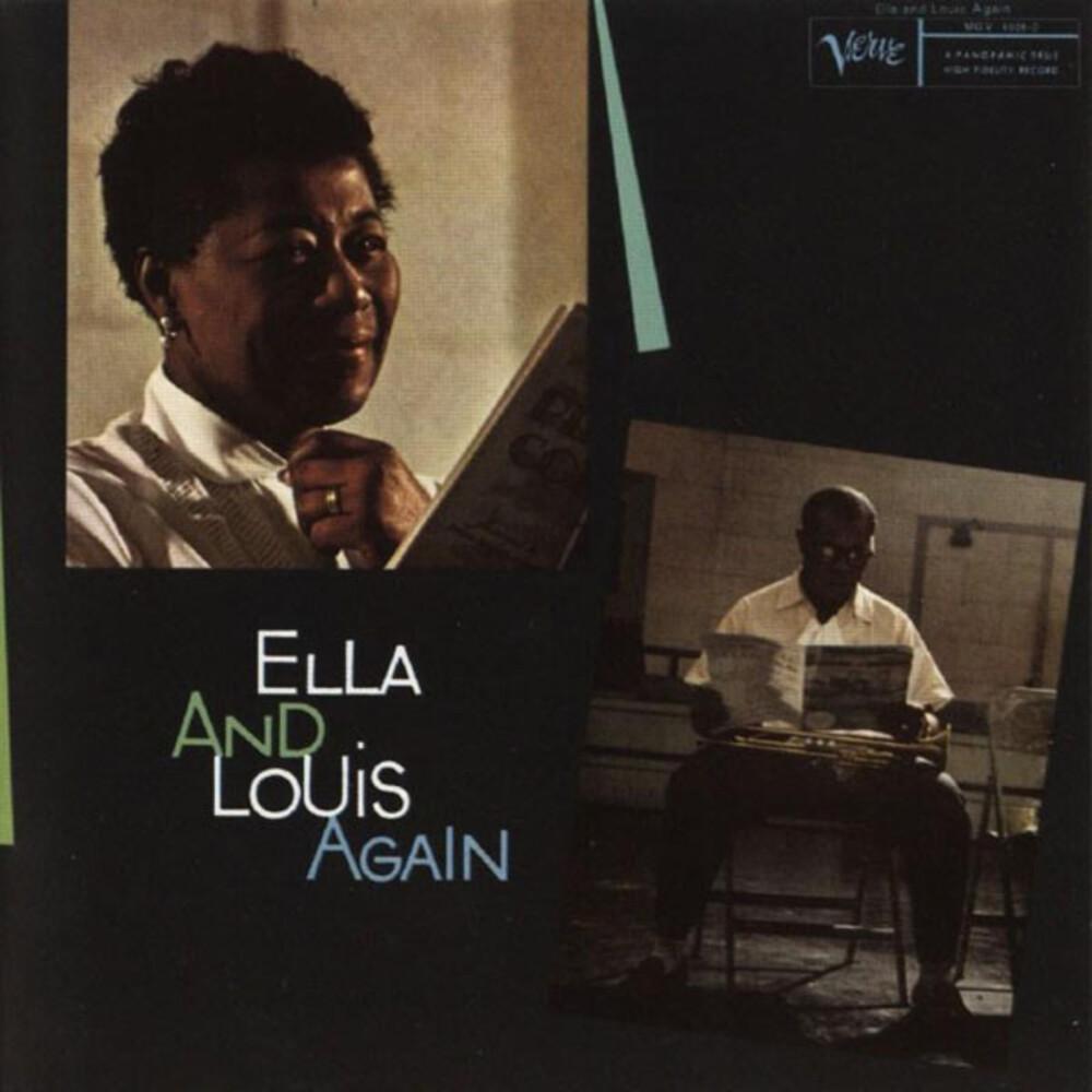 Ella Fitzgerald - Ella & Louis Again (Hqcd) [Import]