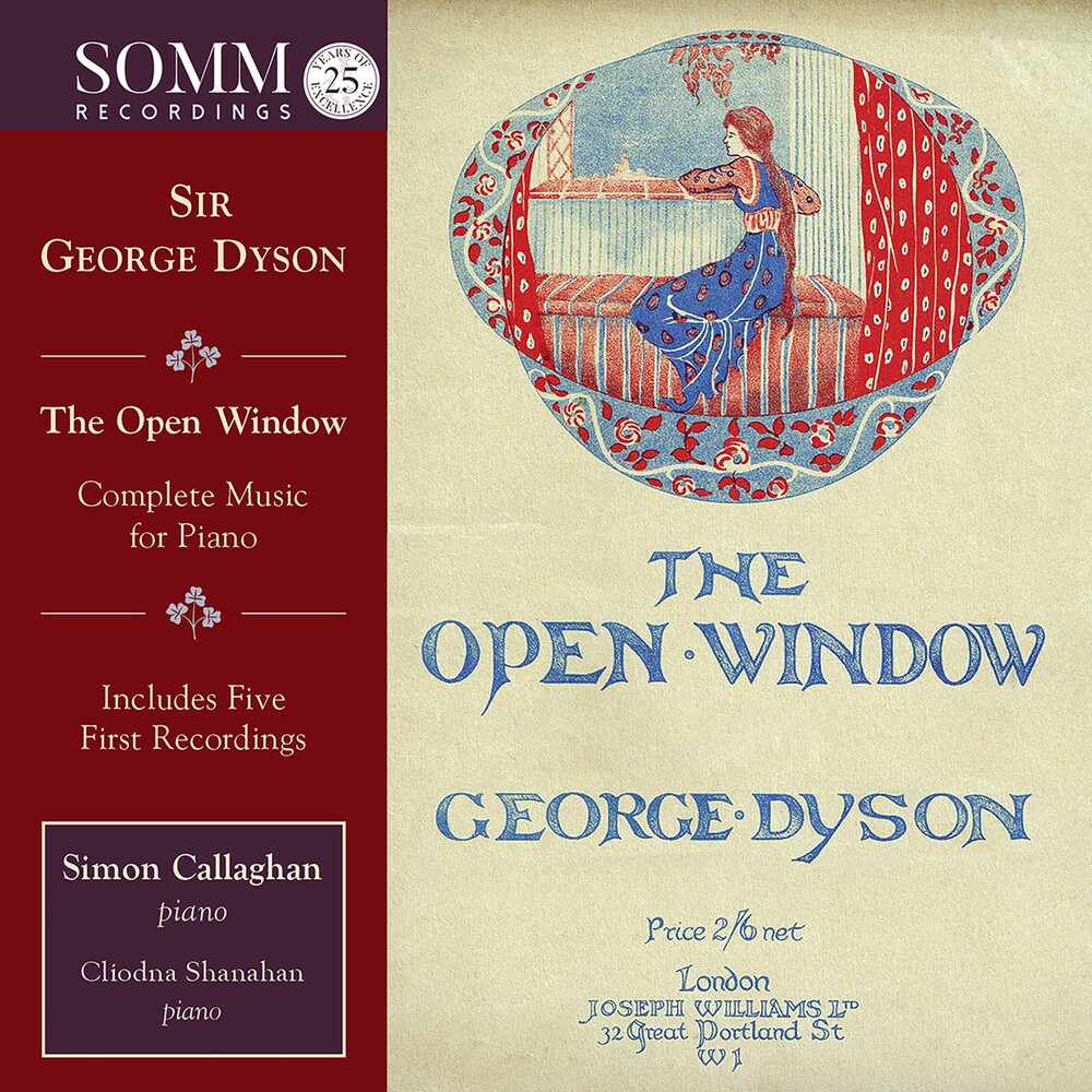 Simon Callaghan - Open Window