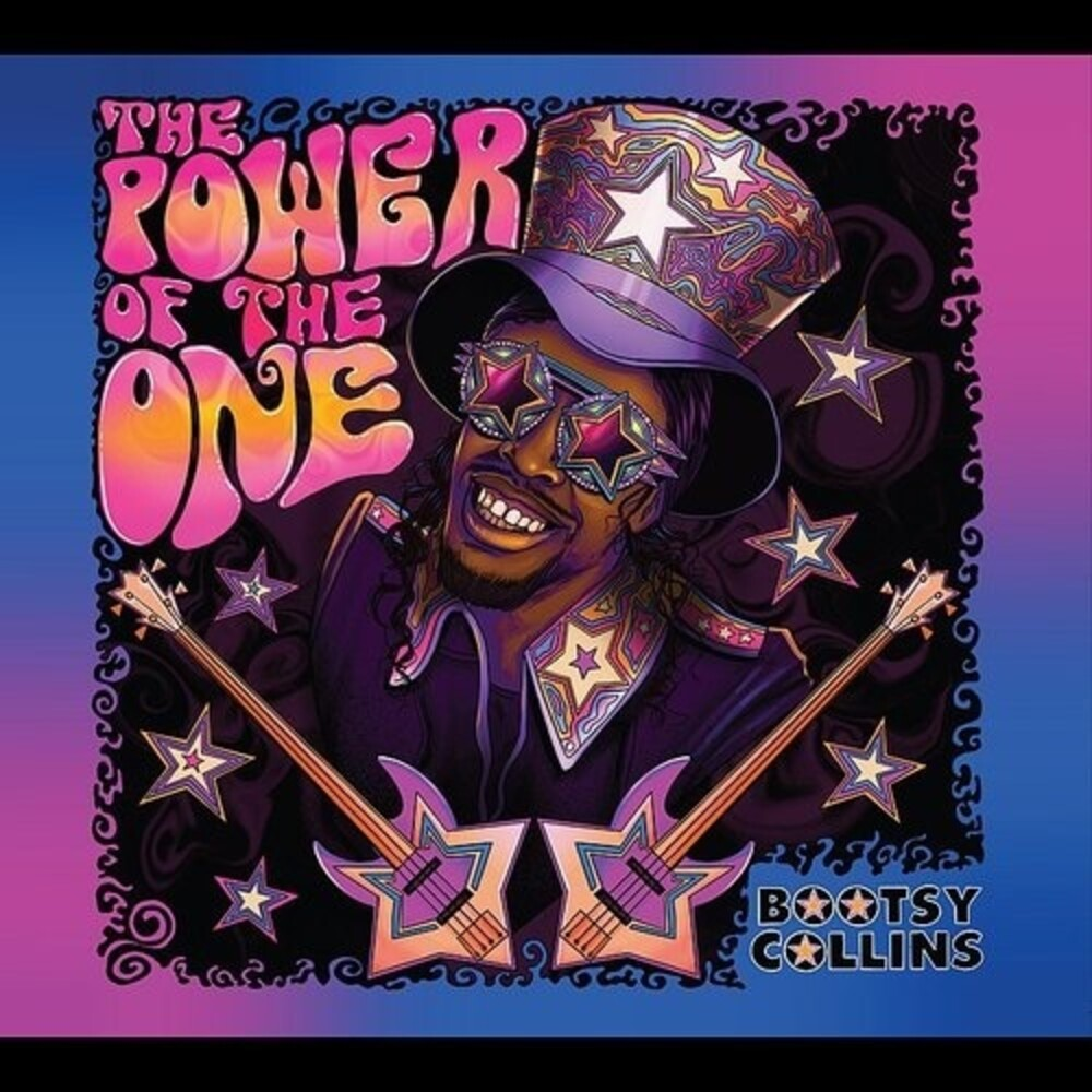 Bootsy Collins - Power Of The One