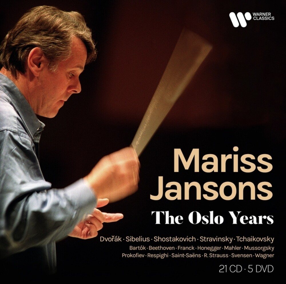 Mariss Jansons / Oslo Philharmonic Orchestra - Jansons - The Oslo Years