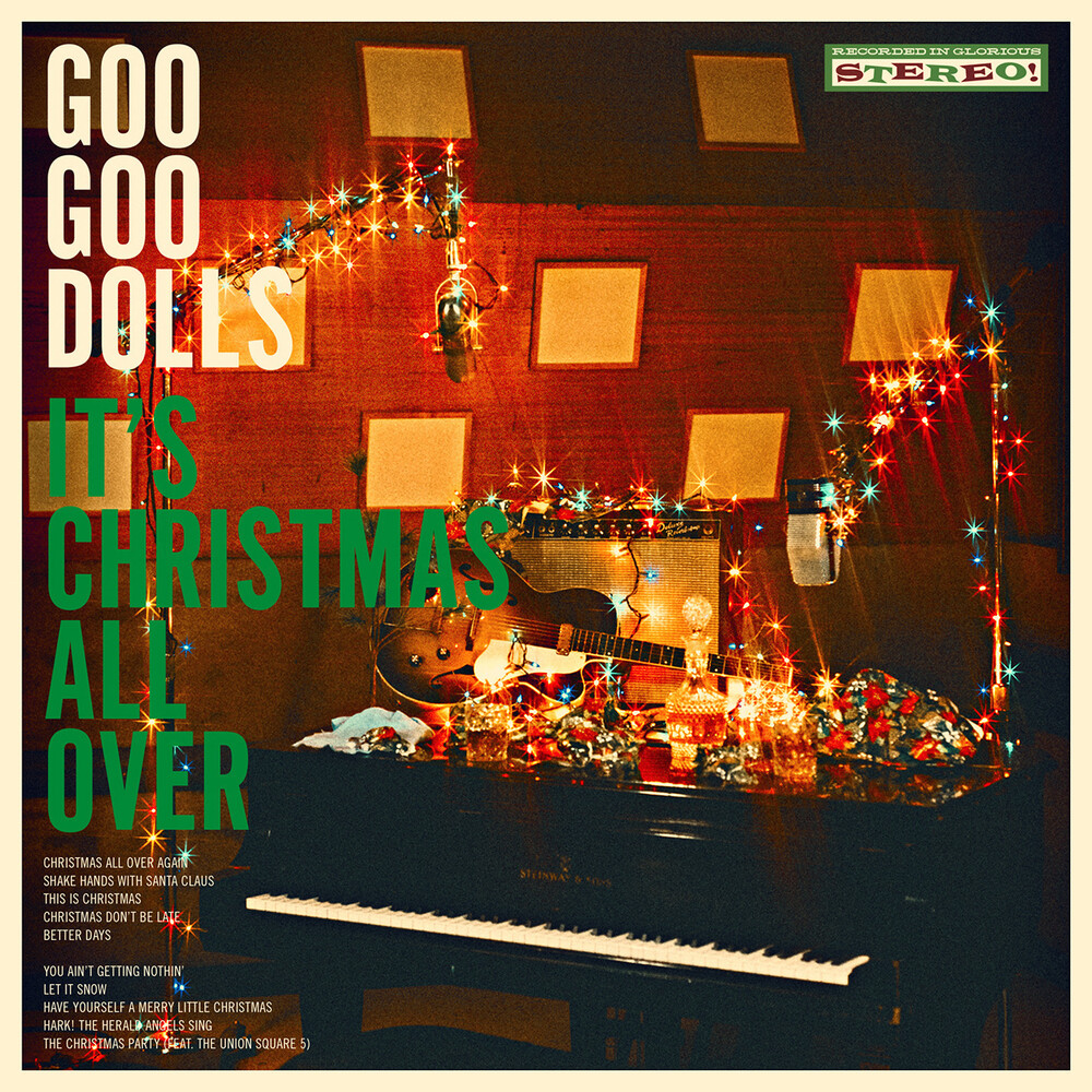 The Goo Goo Dolls - It's Christmas All Over [LP]