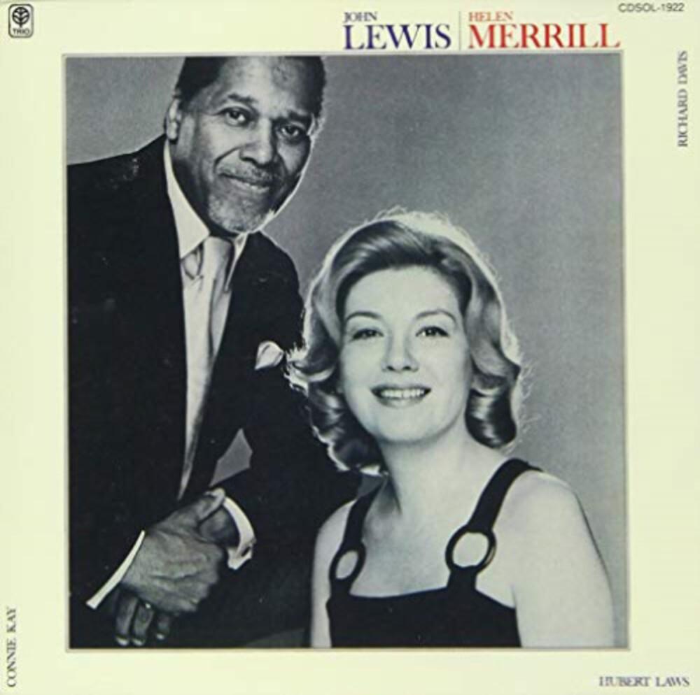 Helen Merrill / Lewis,John - Jango
