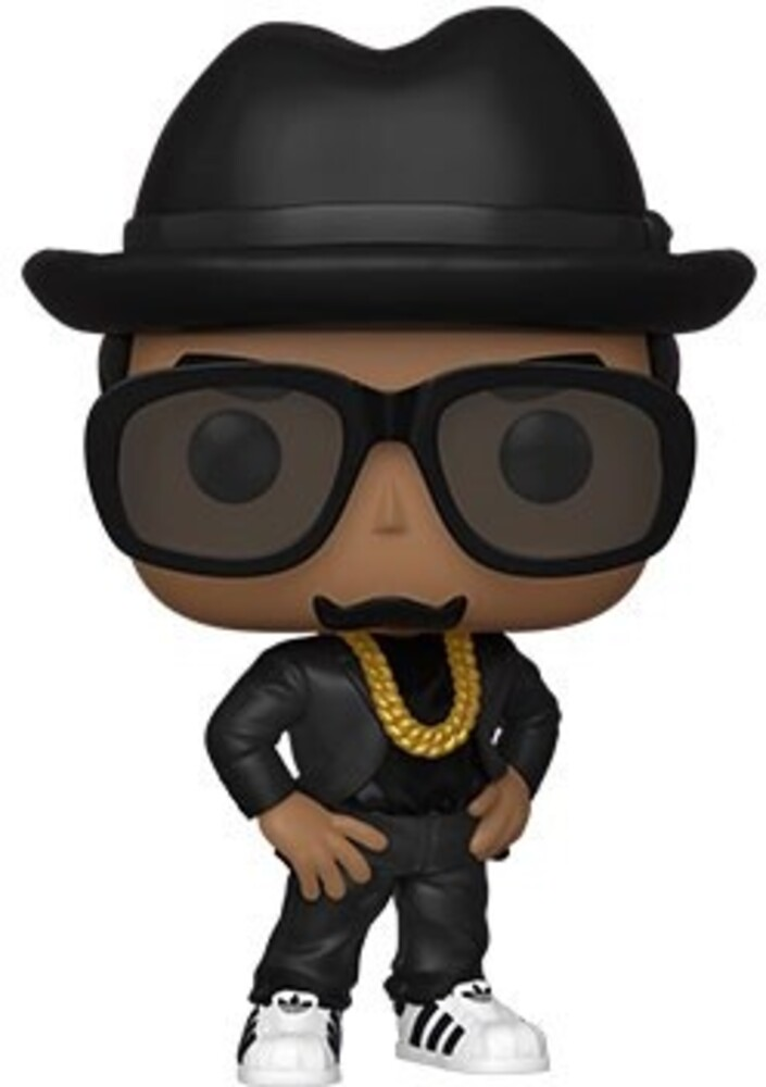 - FUNKO POP! ROCKS: Run-DMC- DMC