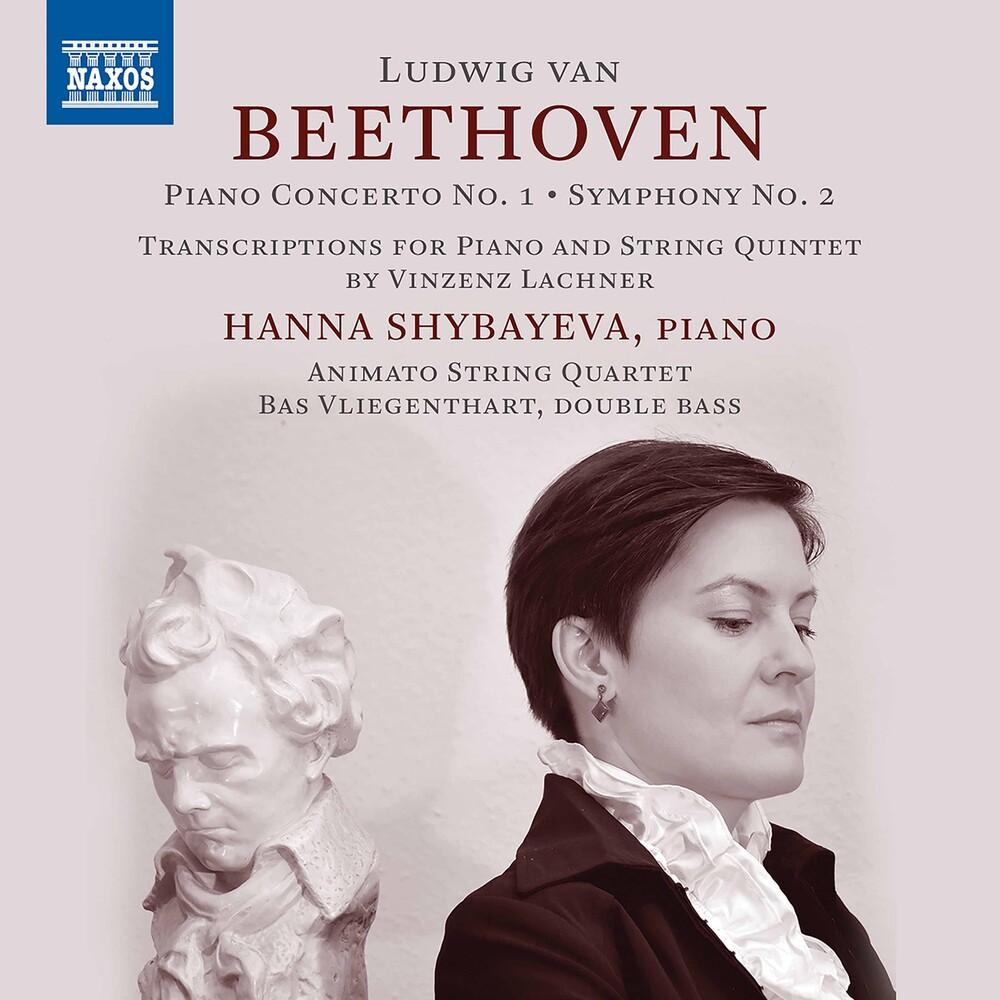 Hanna Shybayeva - Piano Concertos 1