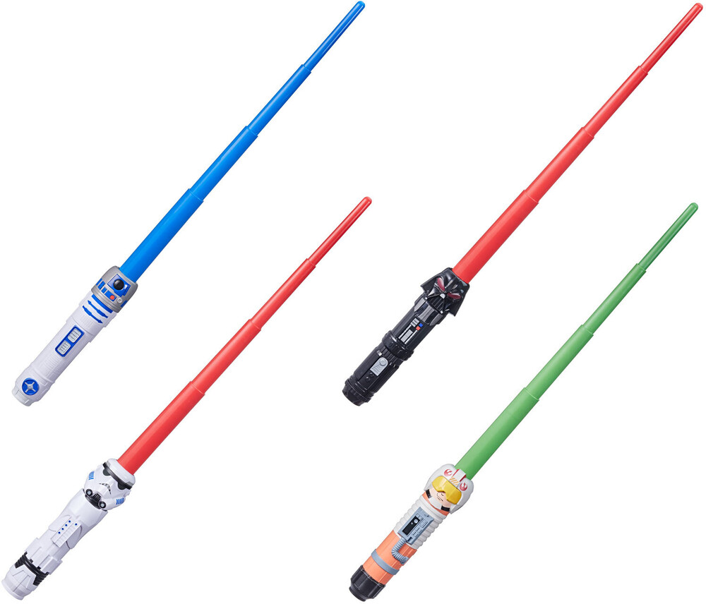 - Hasbro Collectibles - Star Wars Lightsaber Squad Assortment
