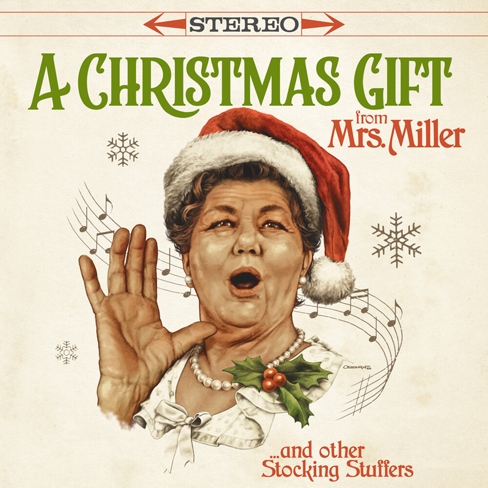 Mrs Miller - A Christmas Gift From Mrs. Miller & Other Stocking Stuffers