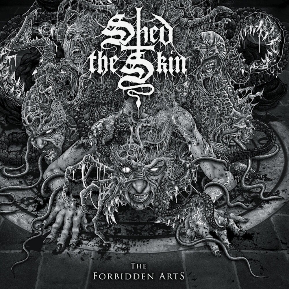 Shed the Skin - Forbidden Arts (Uk)