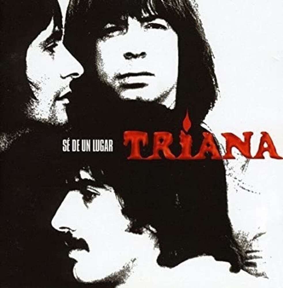 Triana - Se De Un Lugar (2LP+CD)