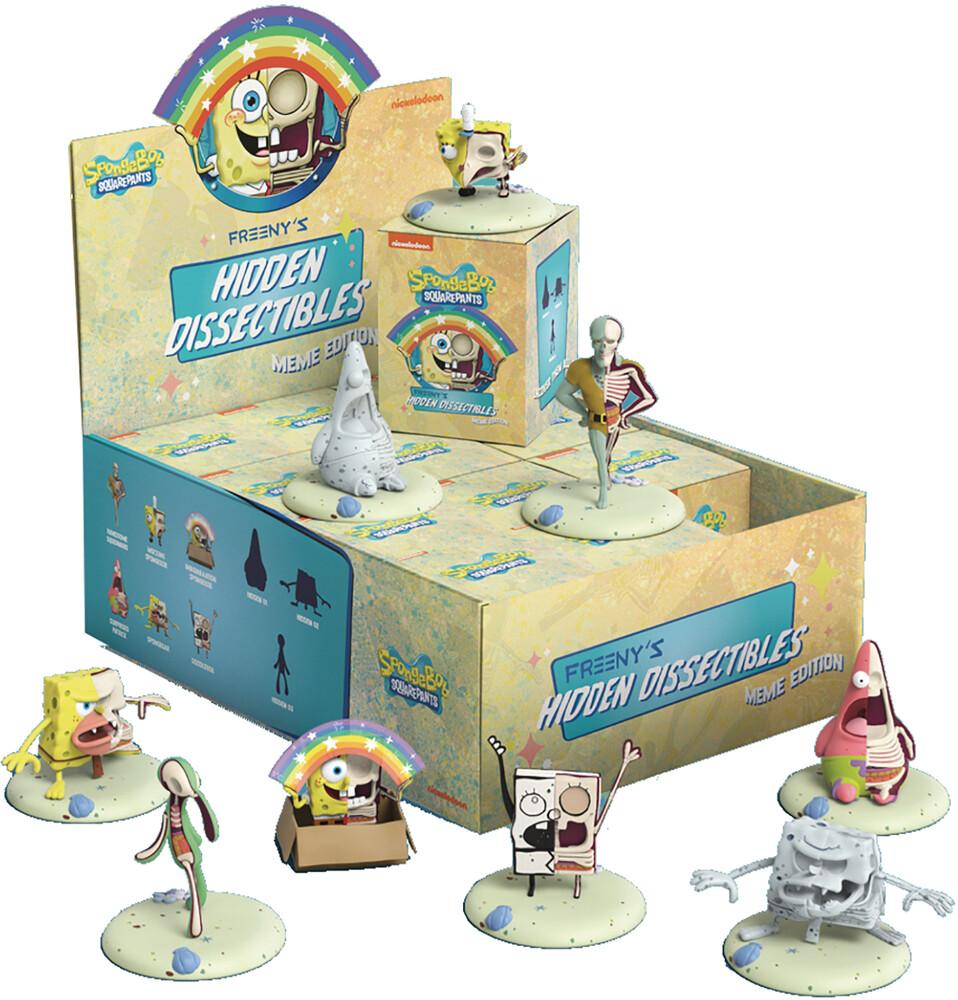 Mighty Jaxx - Mighty Jaxx - Freeny's Hidden Dissectibles: Spongebob Squarepants MemeEdition Blindbox
