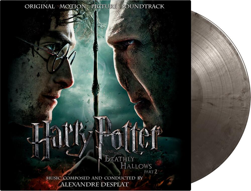 Alexandre Desplat Blk Gate Ltd Ogv Slv - Harry Potter & The Deathly Hallows Part 2 (Blk)