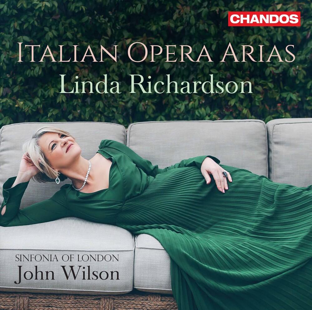 Bellini / Richardson / Wilson - Italian Opera Arias
