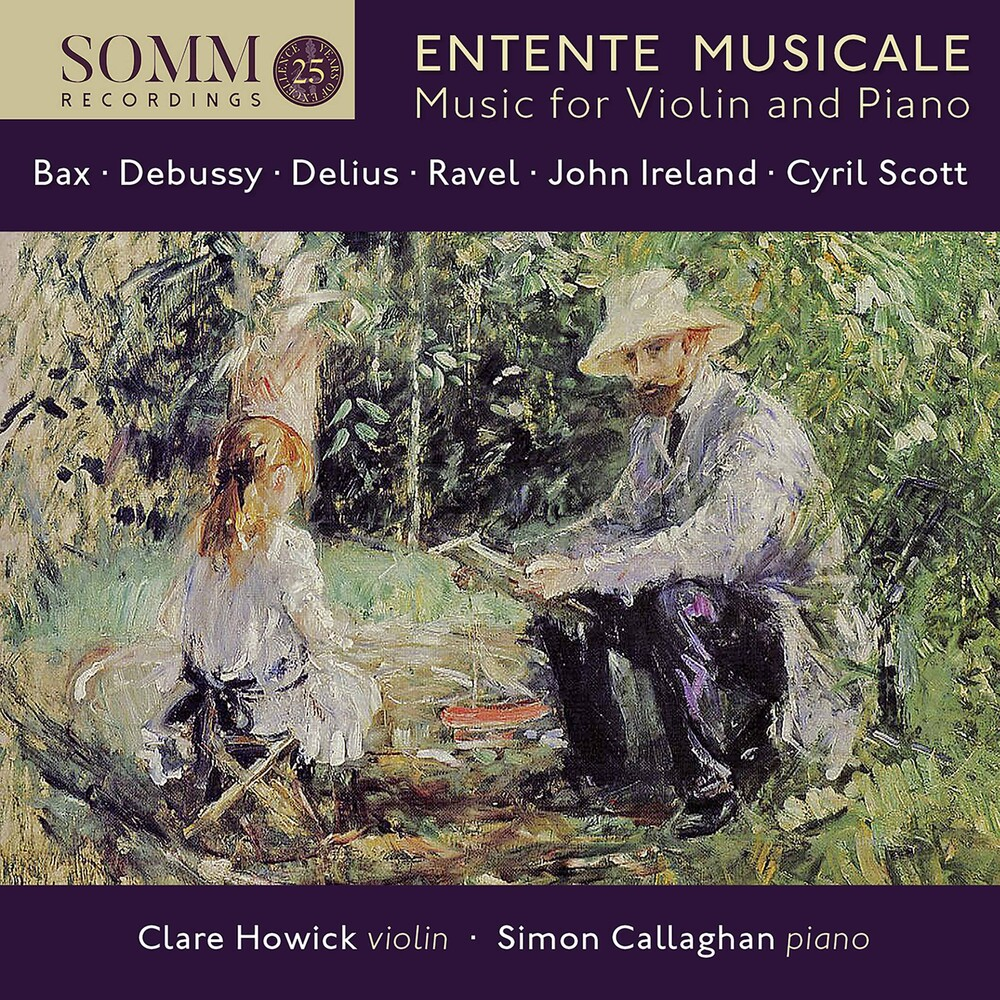 Bax / Howick / Callaghan - Entente Musicale