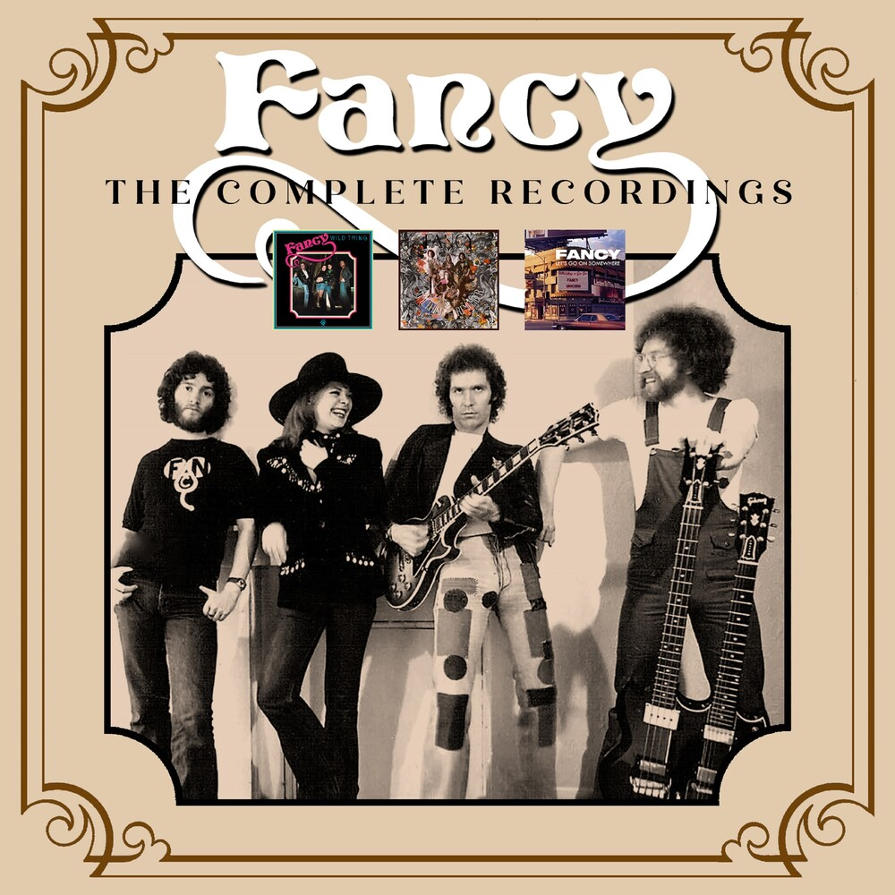 Fancy - Complete Recordings