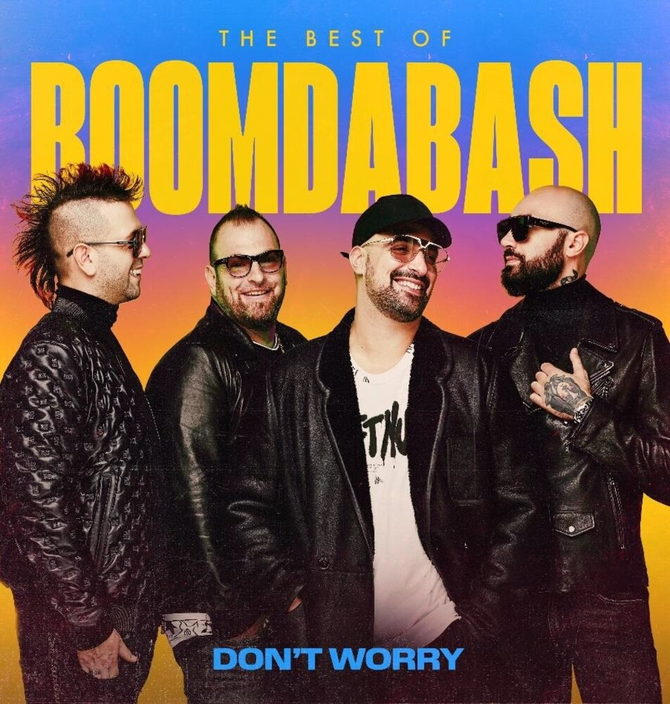 Boomdabash - Don't Worry (Best Of 2005-2020) (Ita)