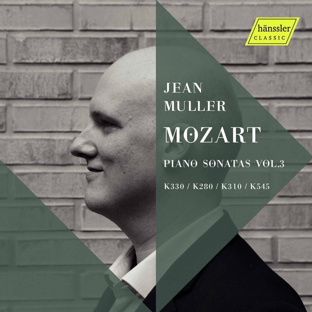 Mozart / Muller - Complete Piano Sonatas 3