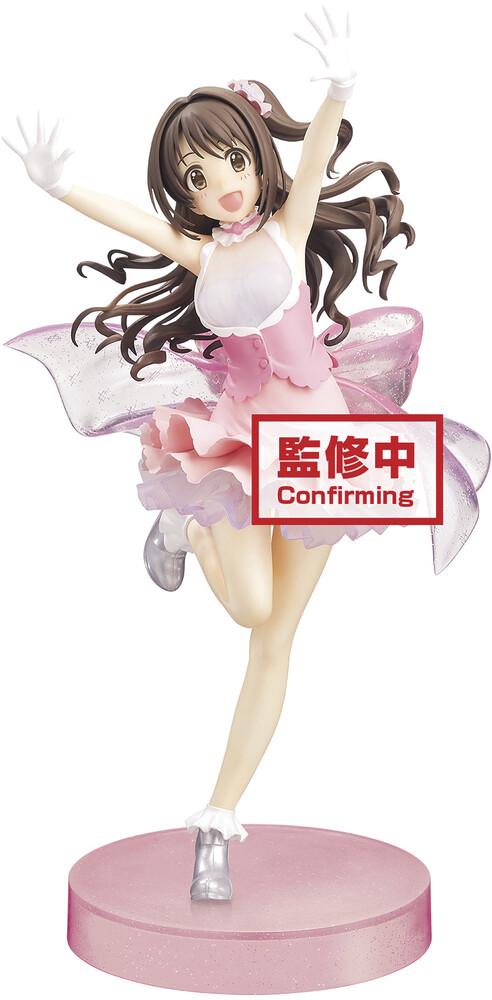 - BanPresto - Idolmaster Cinderella Girls Uzuki Shimamur Dressy Espresto Figure