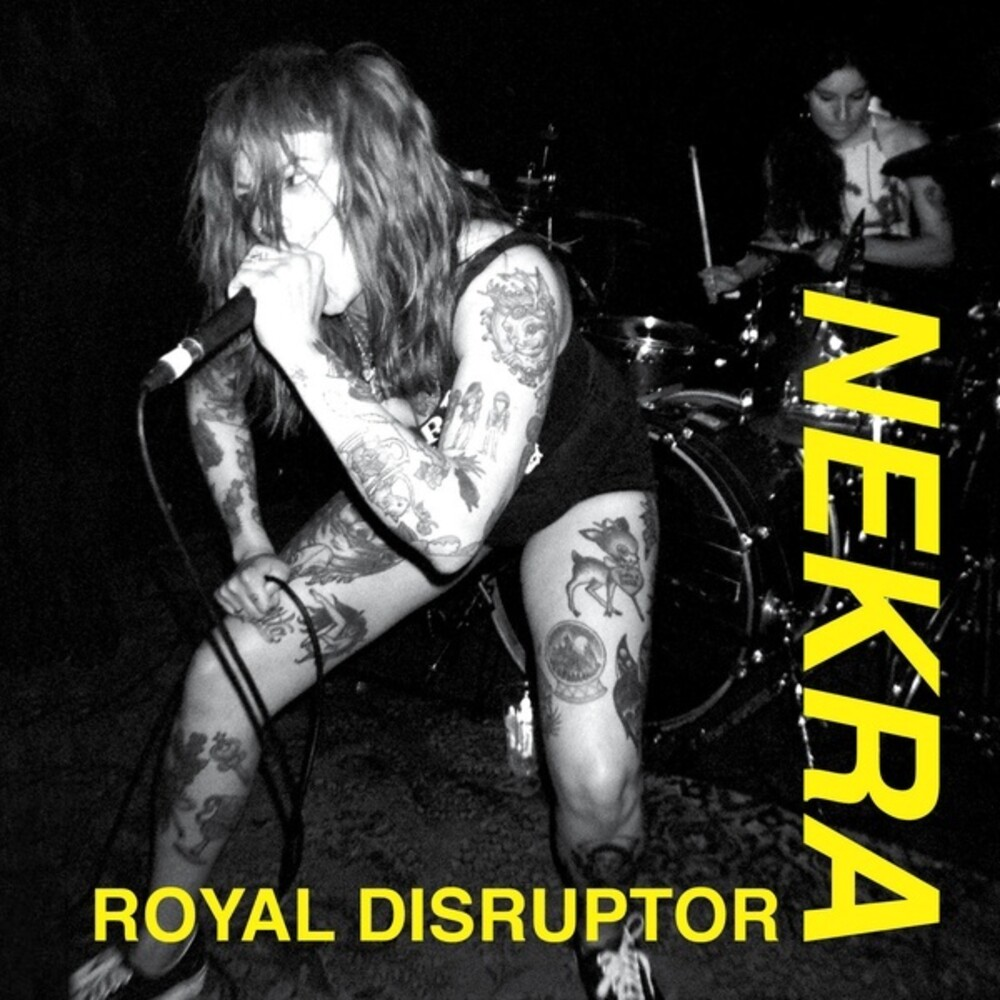 Nekra - Royal Disruptor
